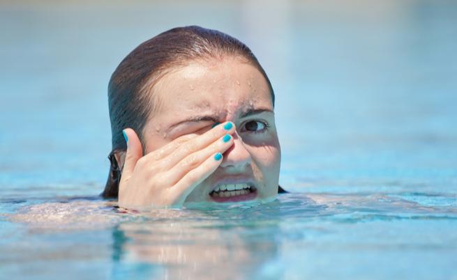 Alergia ao cloro: você poderia reconhecêlo?