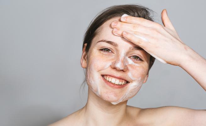 Como escolher o direito de sabão, dependendo do seu tipo de pele