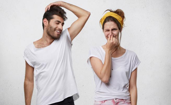 Desodorante: usálo no caminho certo?