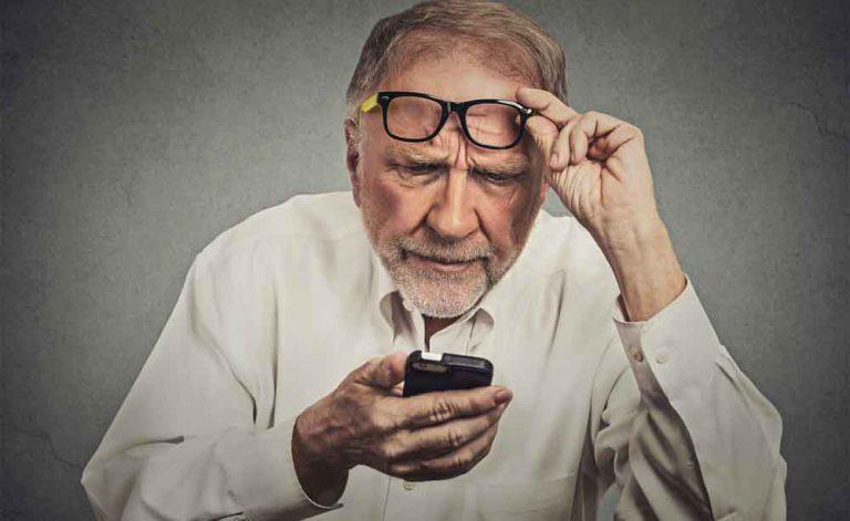 Os sinos de alarme de degeneração macular relacionada à idade (AMD)